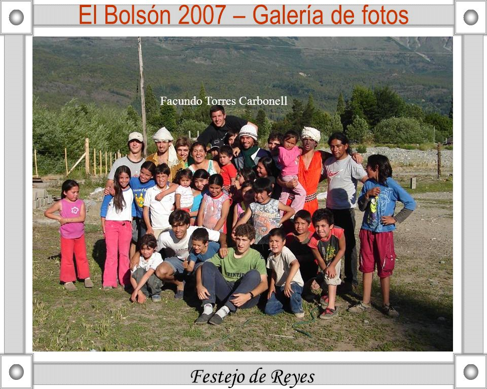 Asado de despedida El Bolsón 2007 – Galería de fotos Guile Grimaux Gato