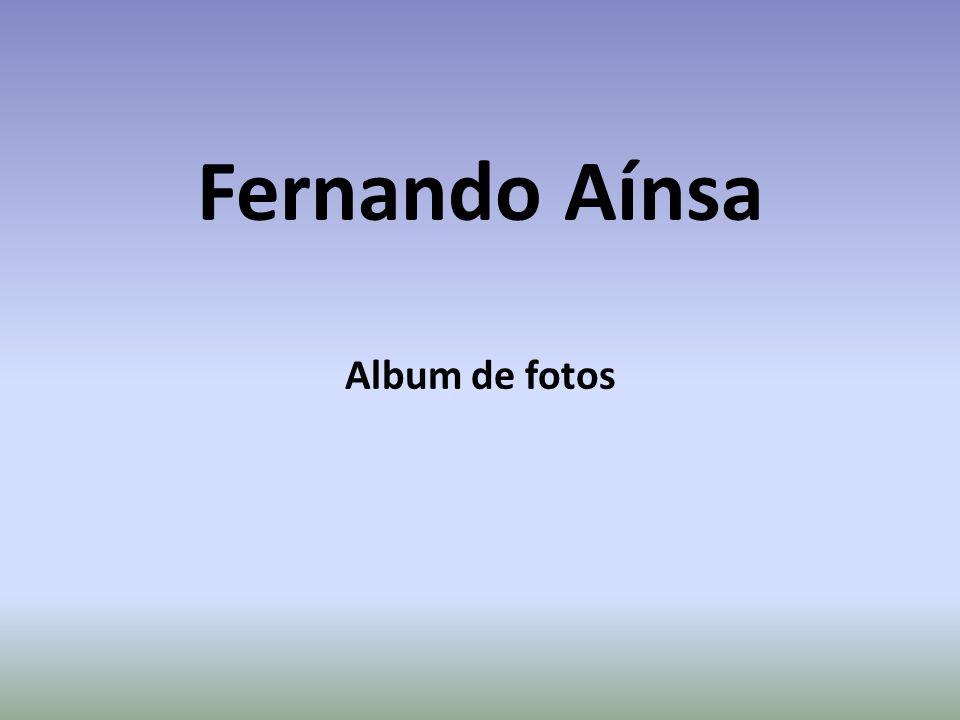 Fernando Aínsa Album de fotos