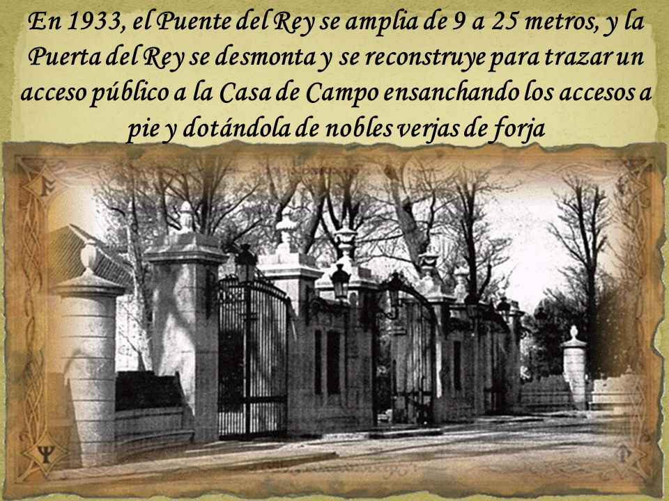 Incautada la C.C por la II República la puerta del Rey atrae a numerosos ciudadanos con la intención de penetrar en ella