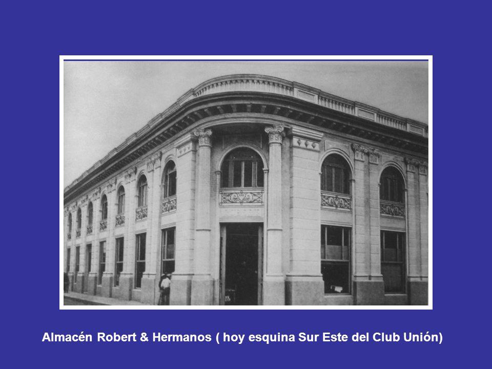 Librería Española (Hoy Librería Internacional desafortunadamente este edificio ya no existe)