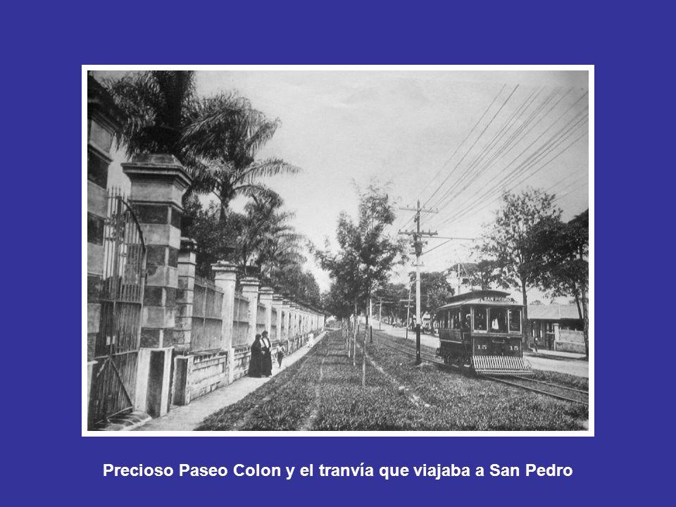 Estas fotos son fruto del gran desarrollo que tuvo Costa Rica en el siglo XIX, que incluso muchos historiadores comparten la idea de que Costa Rica fu