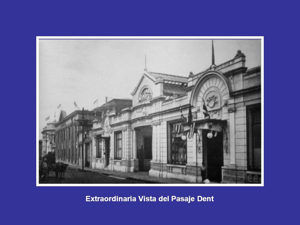 Elegante Edificio de Correos y Telégrafos 1925 y hasta el día de hoy