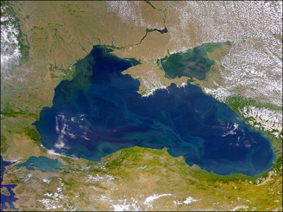 El Mar Negro