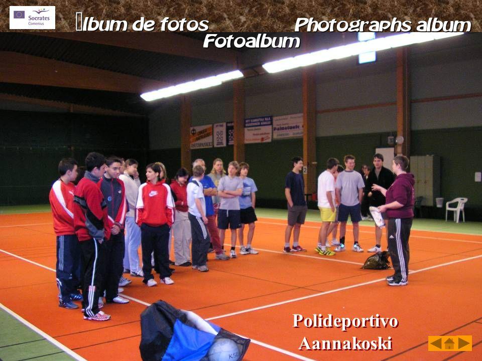 Polideportivo Aannakoski Polideportivo Aannakoski