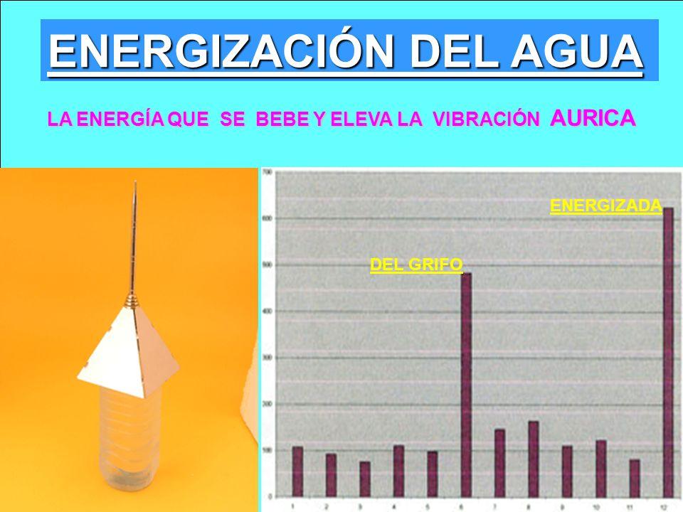 DEL GRIFO ENERGIZADA LA ENERGÍA QUE SE BEBE Y ELEVA LA VIBRACIÓN AURICA LA ENERGÍA QUE SE BEBE Y ELEVA LA VIBRACIÓN AURICA ENERGIZACIÓN DEL AGUA