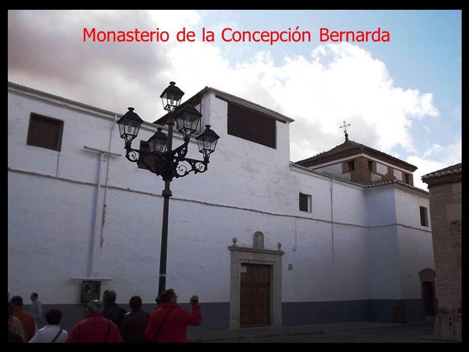 Monasterio de la Concepción Bernarda