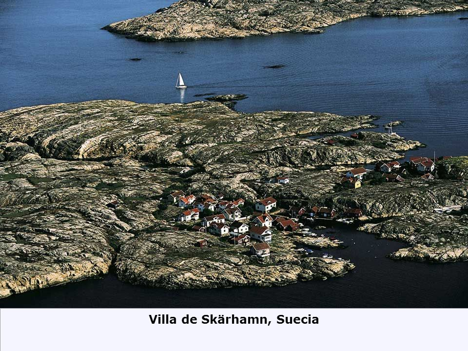 Villa de Skärhamn, Suecia