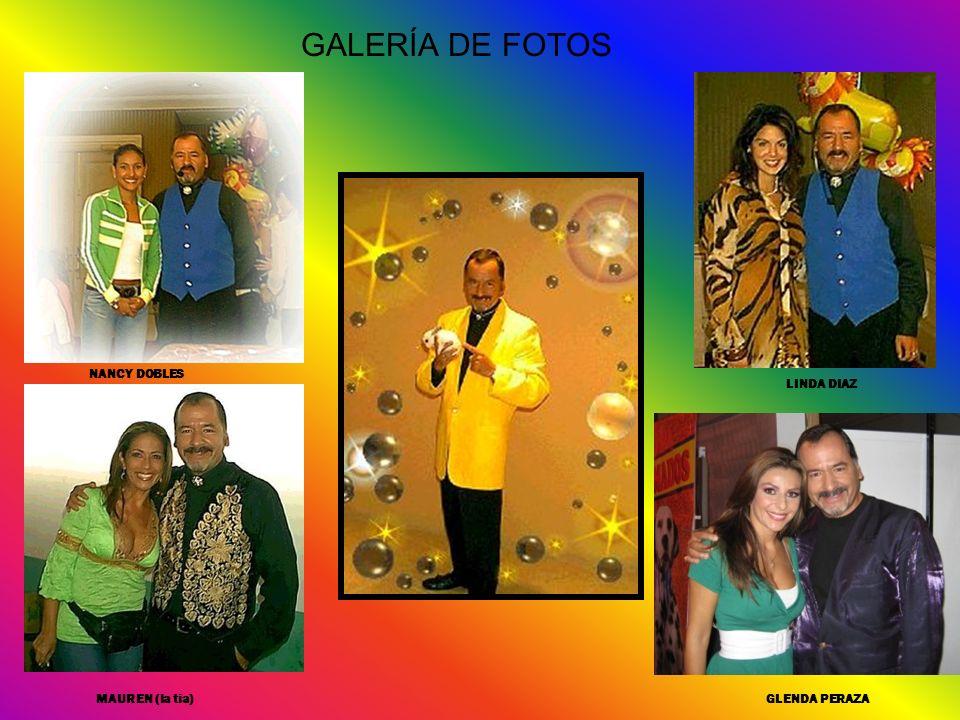 GALERÍA DE FOTOS GLENDA PERAZA LINDA DIAZ MAUREN (la tia) NANCY DOBLES