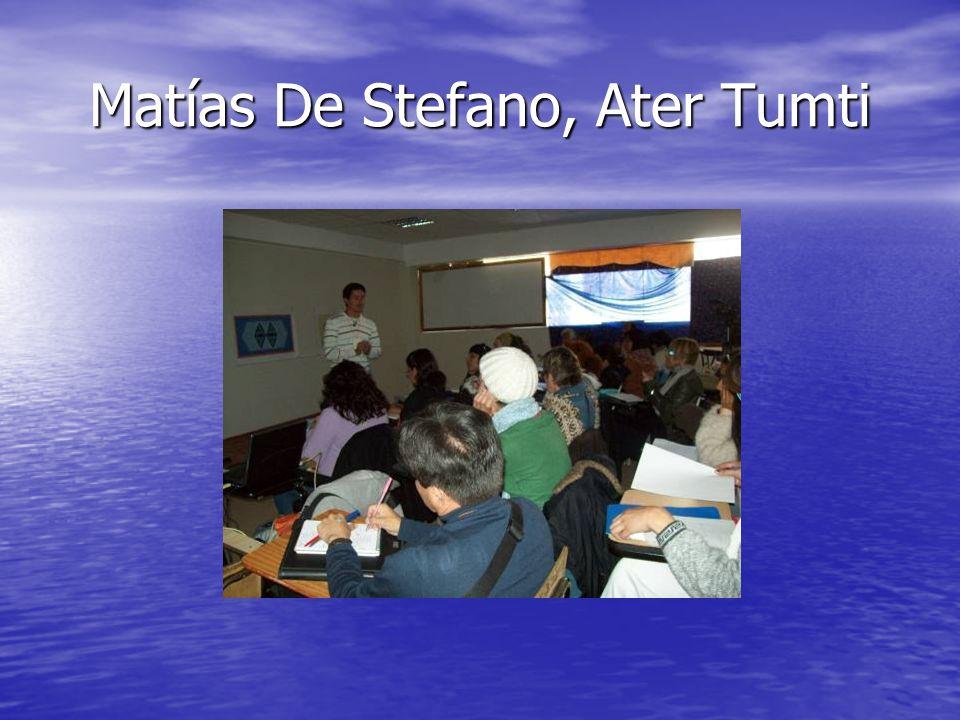 Matías De Stefano, Ater Tumti