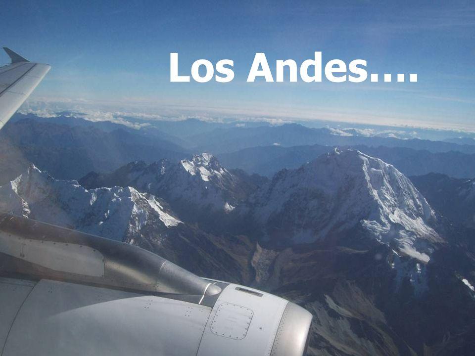 Los Andes….