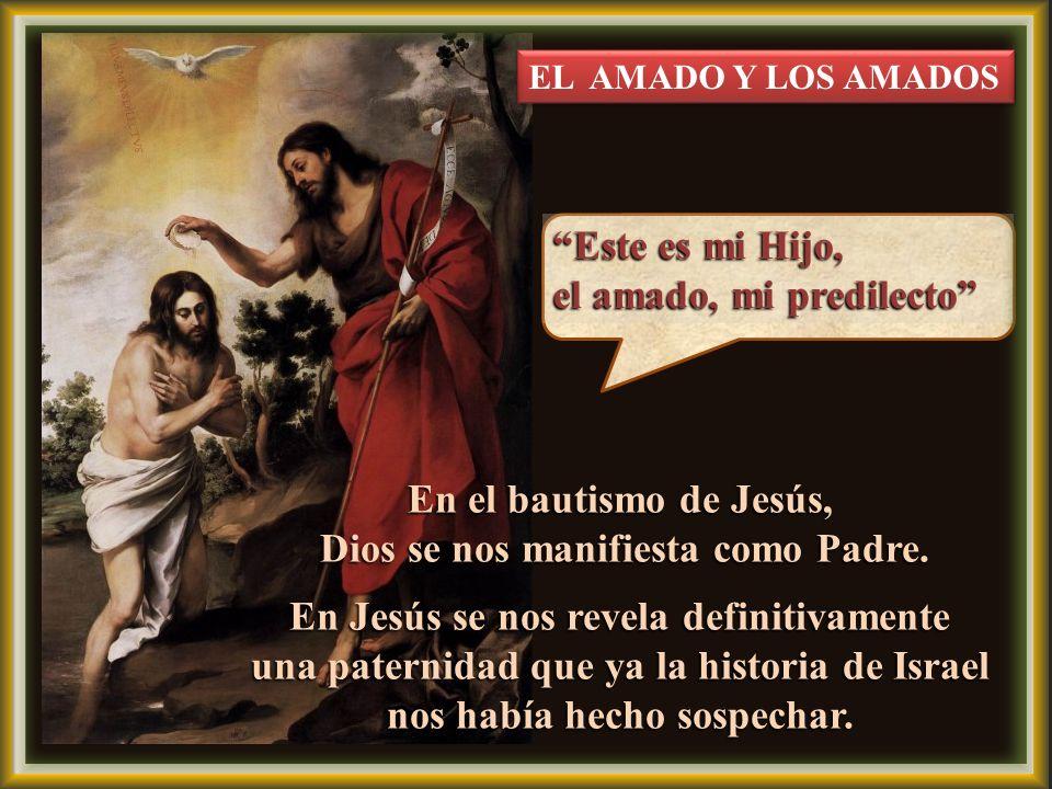 Jesús no necesitaba ser lavado de sus culpas. Su bautismo no es un rito de purificación, sino la hora primera de su manifestación. Él no es limpiado d