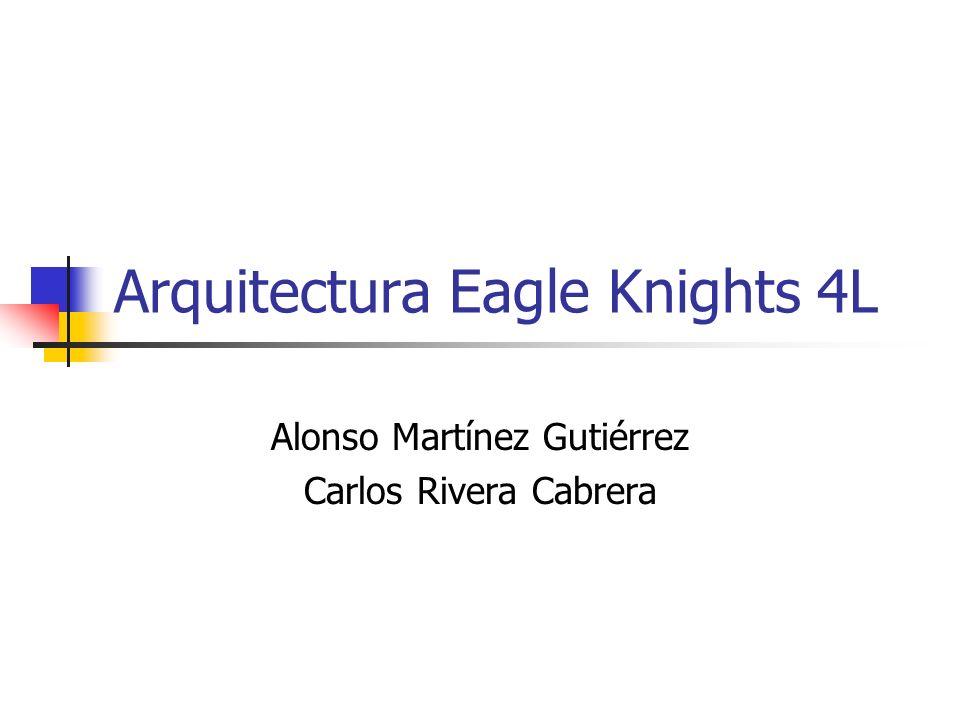 Arquitectura Eagle Knights 4L Alonso Martínez Gutiérrez Carlos Rivera Cabrera