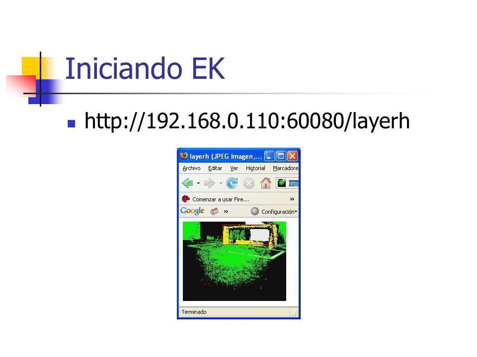 Iniciando EK http://192.168.0.110:60080/layerh
