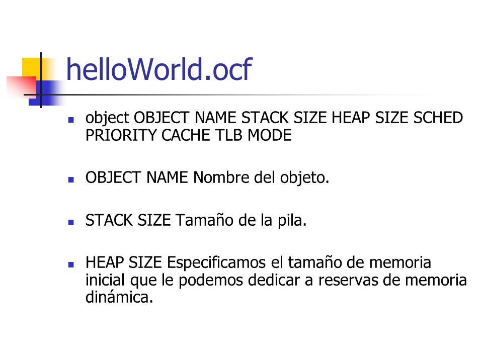Comunicación entre objetos Open-R Los objetos se comunican entre sí por paso de mensajes.