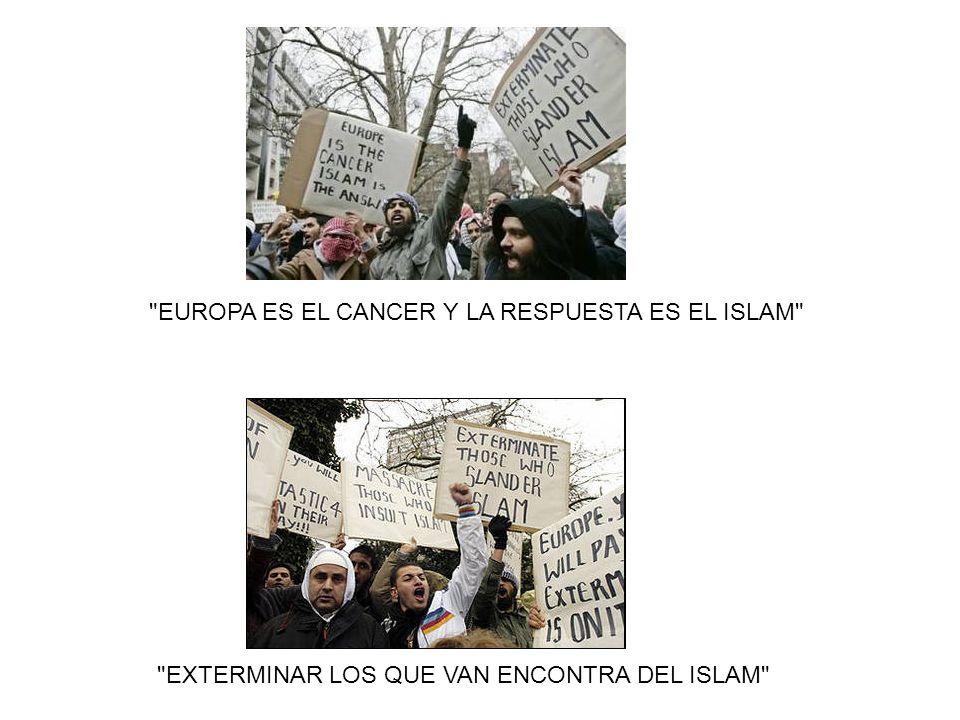 EL ISLAM DOMINARA EL MUNDO AL INFIERNO CON LA LIBERTAD