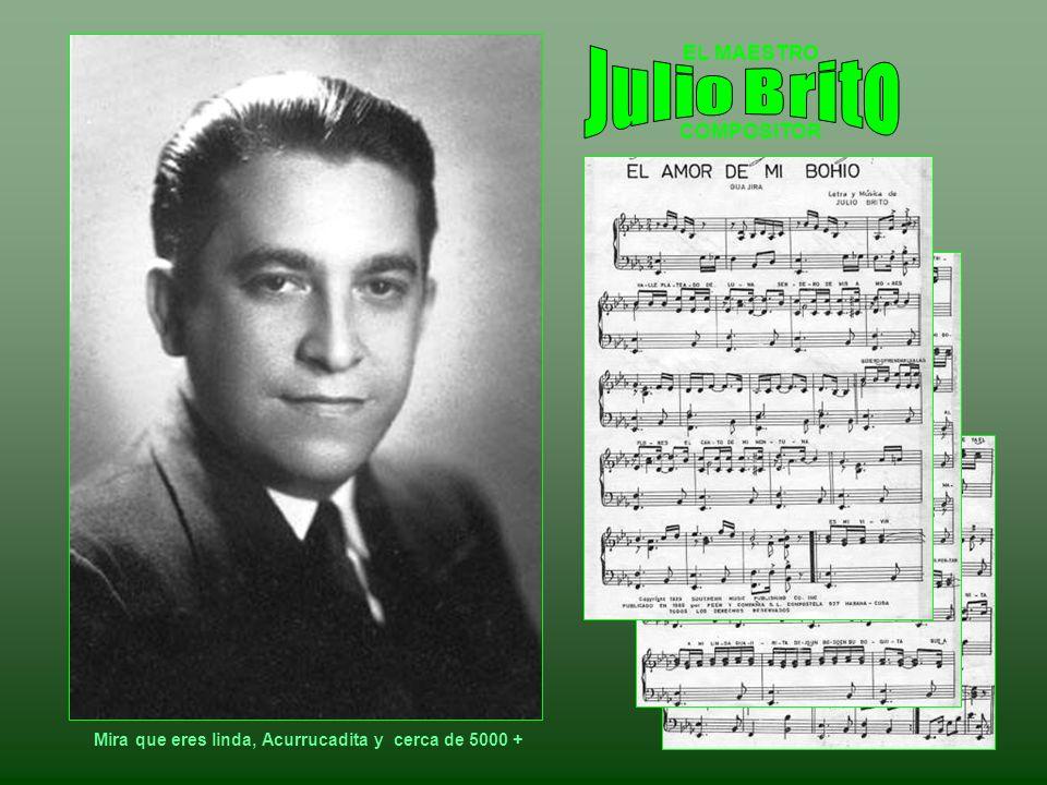 Carlitos Cantante de la orquesta Neno González Director