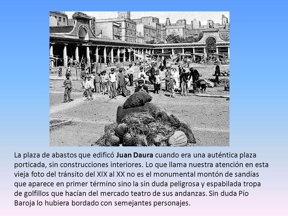 Ya estaba edificado El Trocadero y comenzaban las obras de el edificio El Fénix , sede hoy de Diario de Cádiz, en esta foto de la colección de Mikel Elorza.