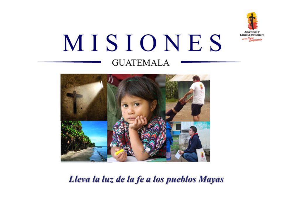 Pico de Orizaba verano 2011 Lleva la luz de la fe a los pueblos Mayas