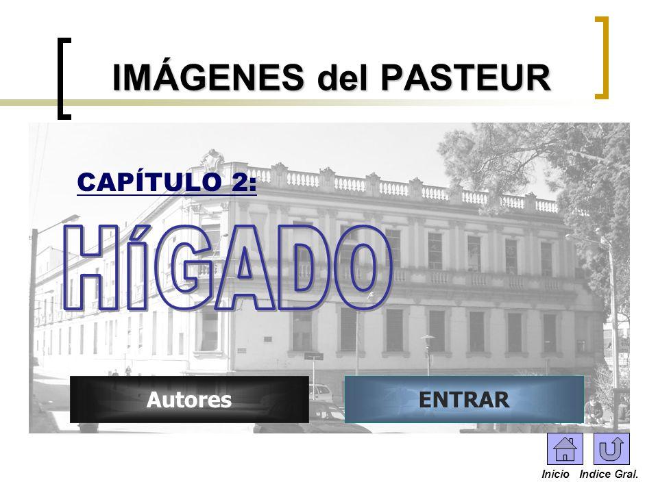 ENTRARAutores IMÁGENES del PASTEUR CAPÍTULO 2: Inicio Indice Gral.