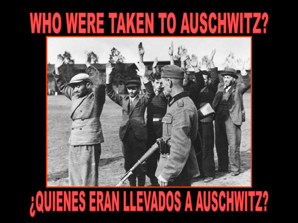 Who were taken to Cuba?