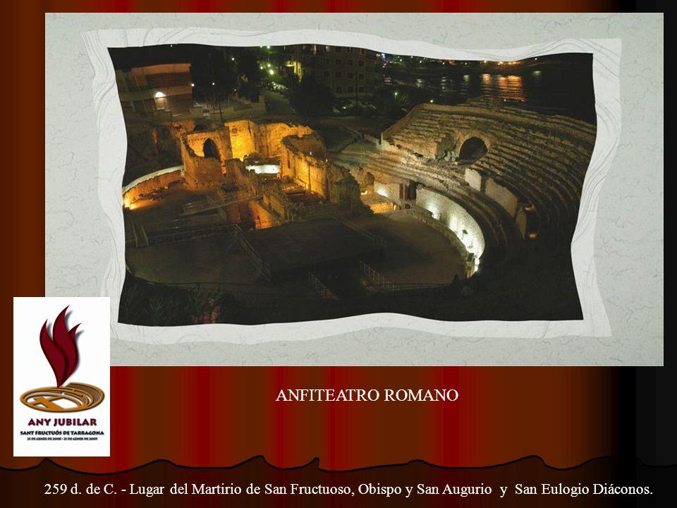 ACUEDUCTO ROMANO DE LES FERRERES SIGLO II d. de C. este acueducto suministraba agua procedente del río Francolí a Tarraco.