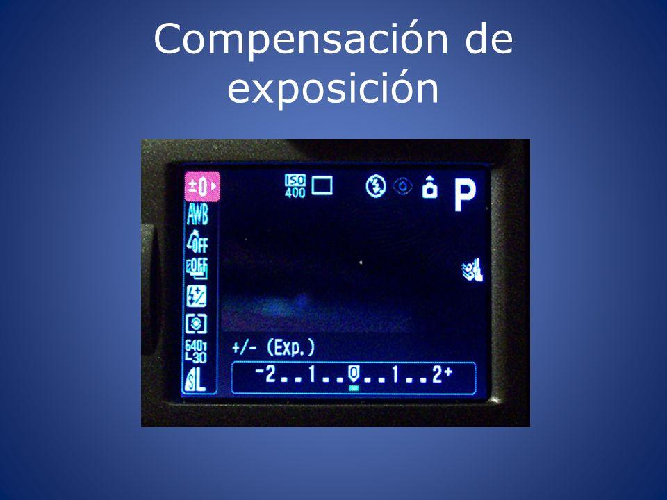 Compensación de exposición