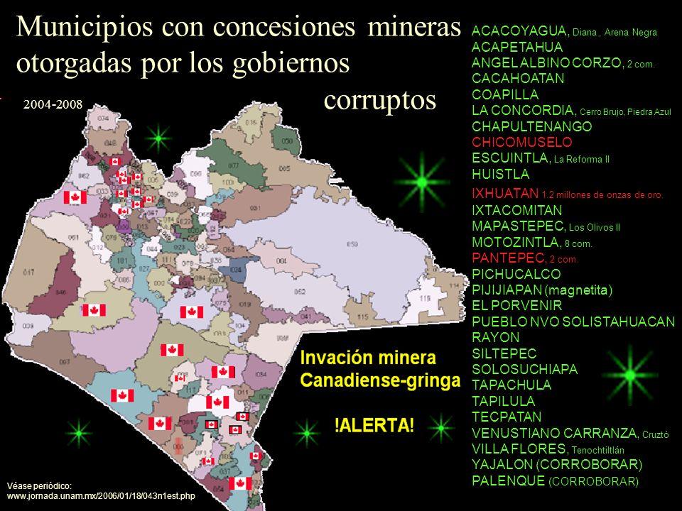 Ríos y presas importantes de Chiapas POSIBLE DIMENCION DE LA CONTAMINACIO N DEL AGUA CON DESECHO DE BARITA, ANTIMONIO Y TITANIO 32 kms. de largo, Cañó