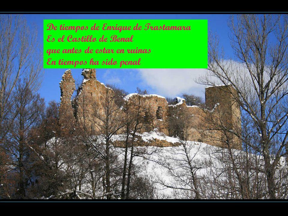 De tiempos de Enrique de Trastamara Es el Castillo de Benal que antes de estar en ruinas En tiempos ha sido penal