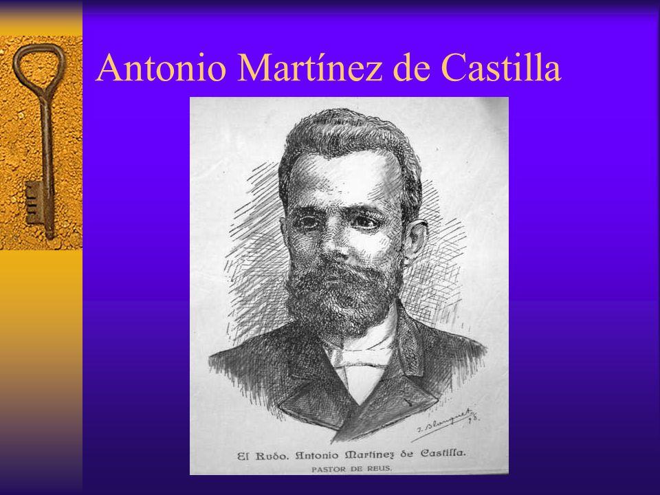 Antonio Martínez de Castilla