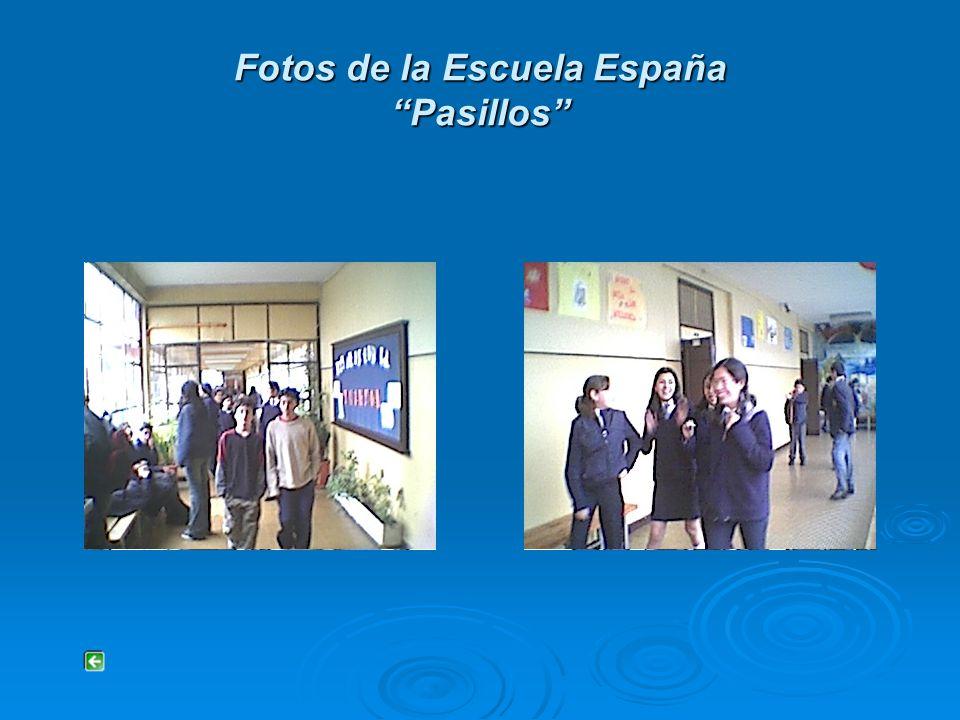 Fotos de la Escuela España Gimnacio
