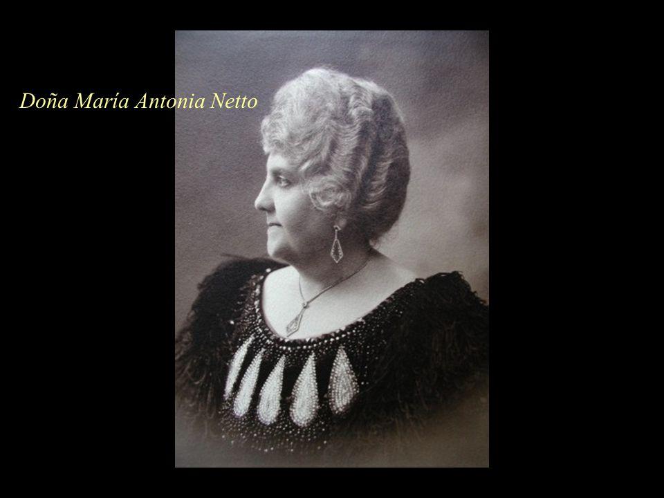 Doña María Antonia Netto