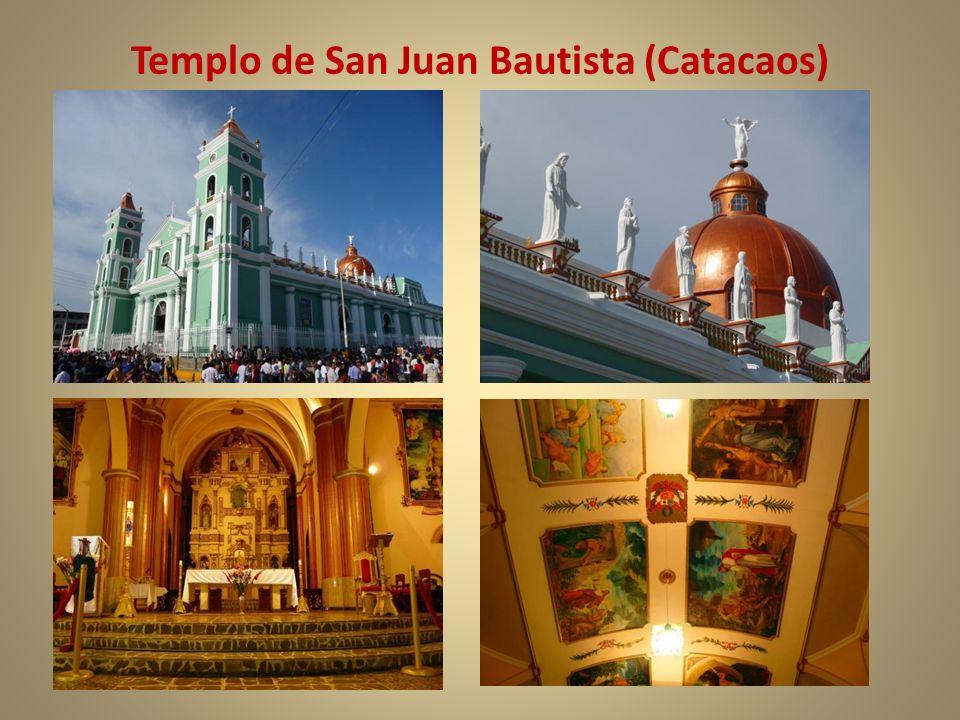 Templo de San Juan Bautista (Catacaos)