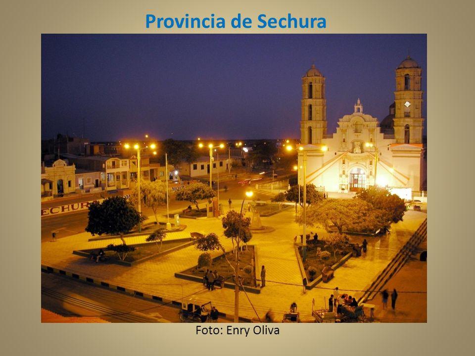 Provincia de Sechura Foto: Enry Oliva