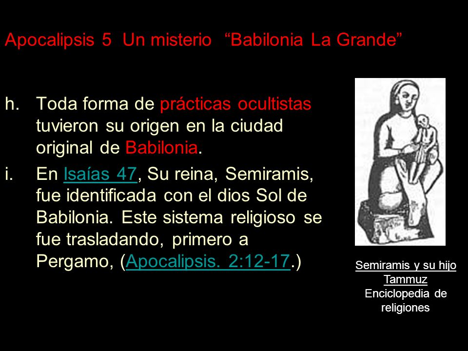 Apocalipsis 17:3Llena de nombres de blasfemias. Vicario de Cristo - En Latín = VICARIVS FILII DEI En # romanos = V+IC+A+R+I+V+S+F+I+L+I+I+D+E+I = 666
