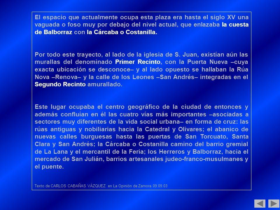 Ay.Nuevo Ay. Viejo Costanilla San Juan Iglesia S.