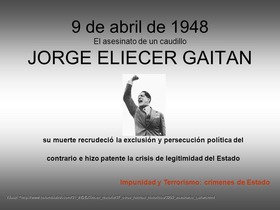 POR LOS DESAPARECIDOS POR LOS DESPLAZADOS POR LOS MASACRADOS POR LOS EJECUTADOS EL 6 DE MARZO Homenaje nacional a las víctimas del paramilitarismo, la
