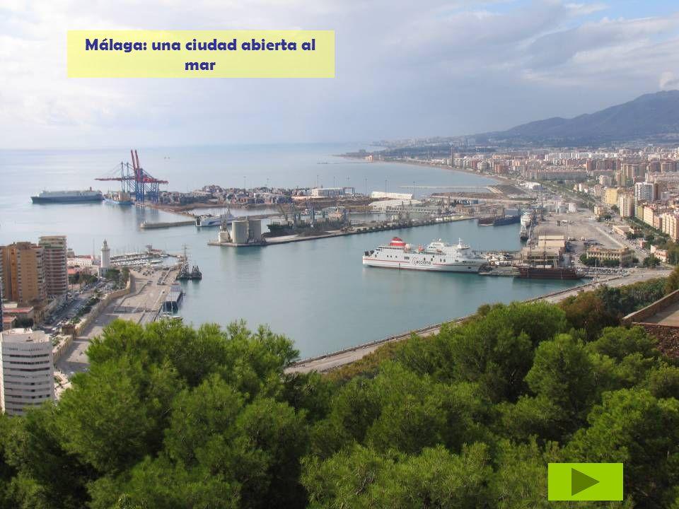 Málaga: una ciudad abierta al mar