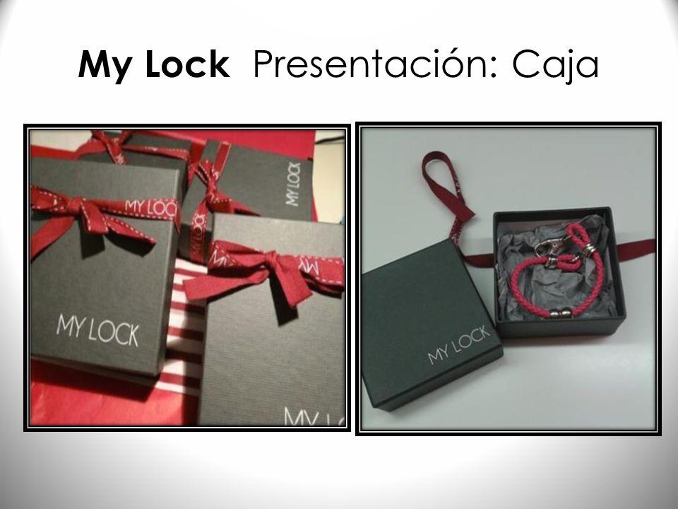 My Lock ¿Cómo llevar?