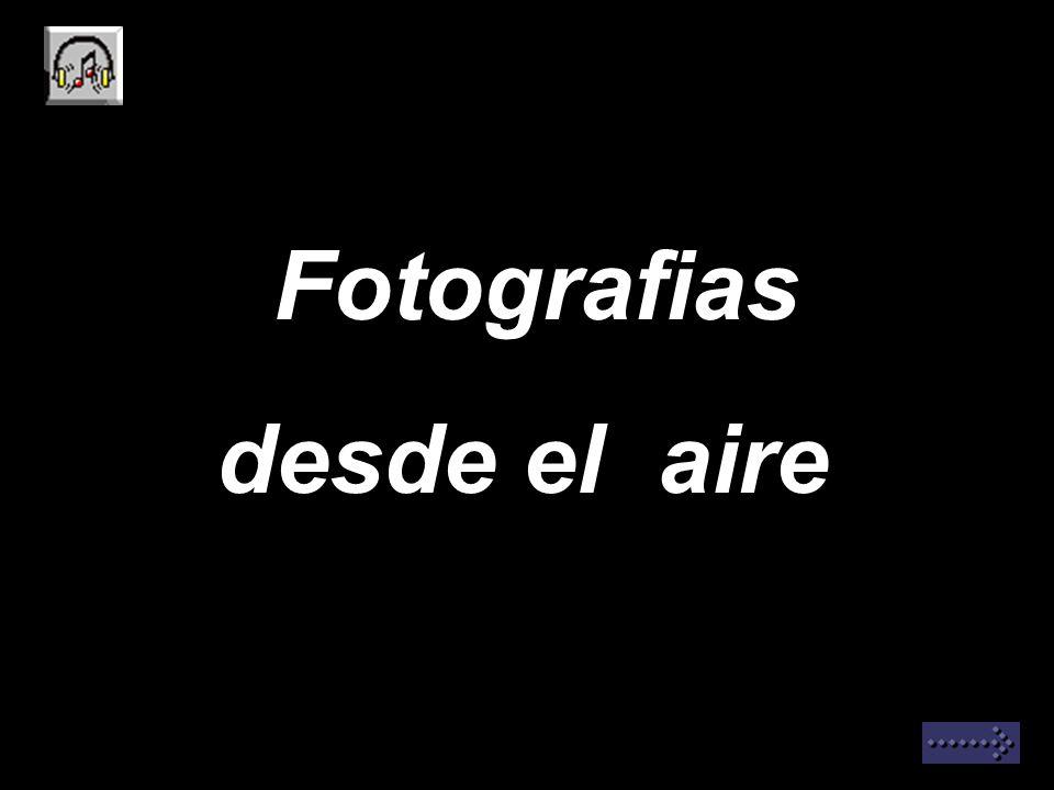 Fotografias desde el aire