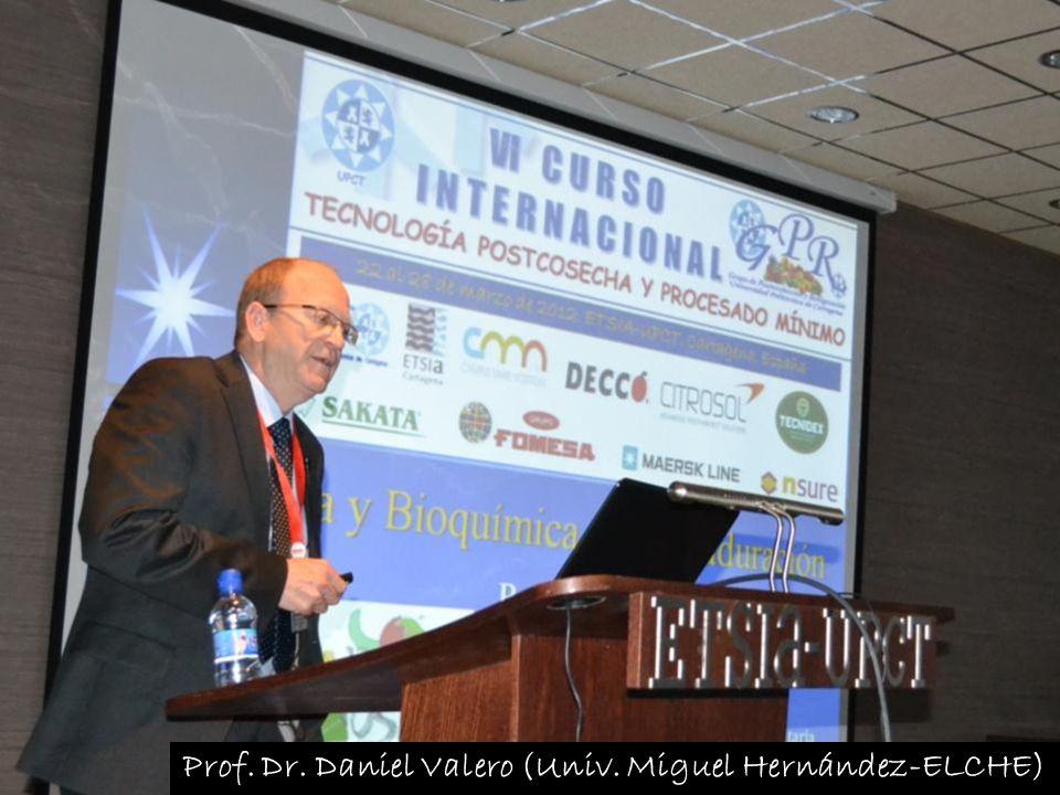 D. Ernesto Conesa Roca (FOMESA- Food Machinery España S.A.)