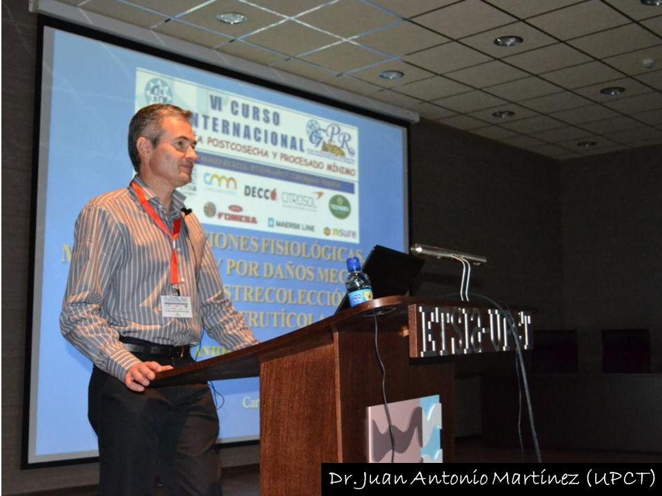 Prof. Dr. Manuel Camps (Univ. Politécnica de Madrid)