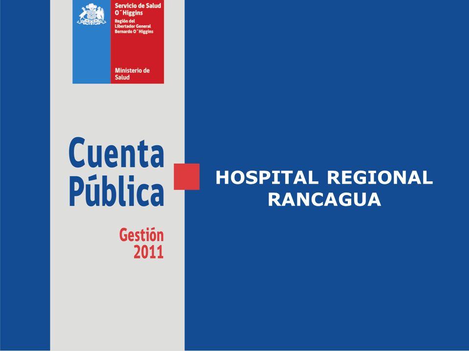 HOSPITAL REGIONAL RANCAGUA