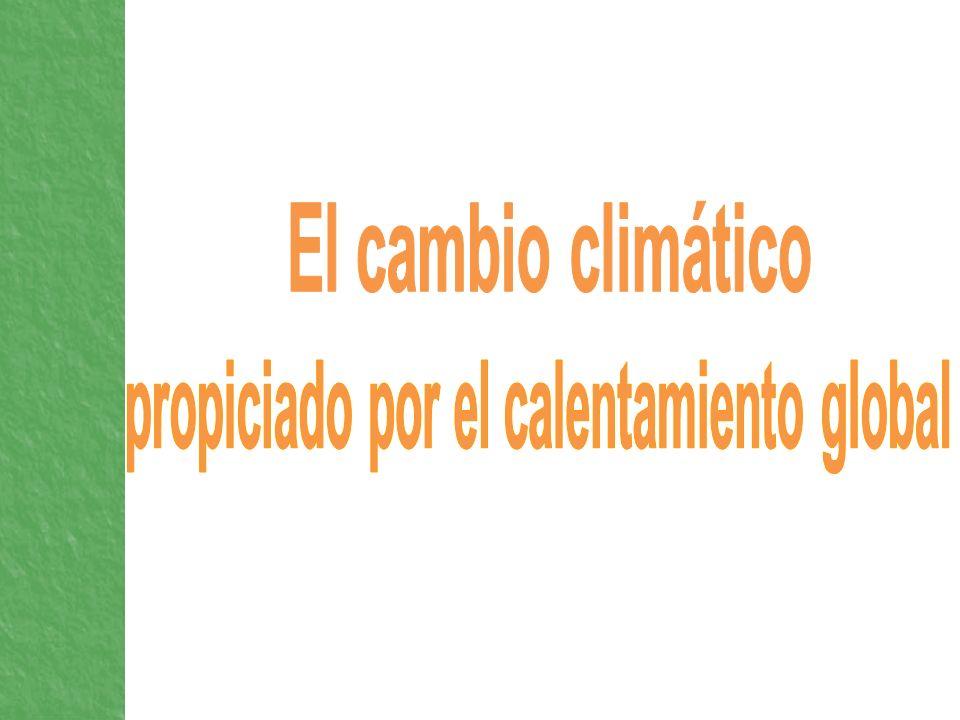 0100,000200,000300,000400,000500,000600,000 300 400 180 200 220 240 260 280 Temperatura Años Concentración de CO 2 : 400 ppm (junio 2013) Concentración de CO 2 [ppmv]
