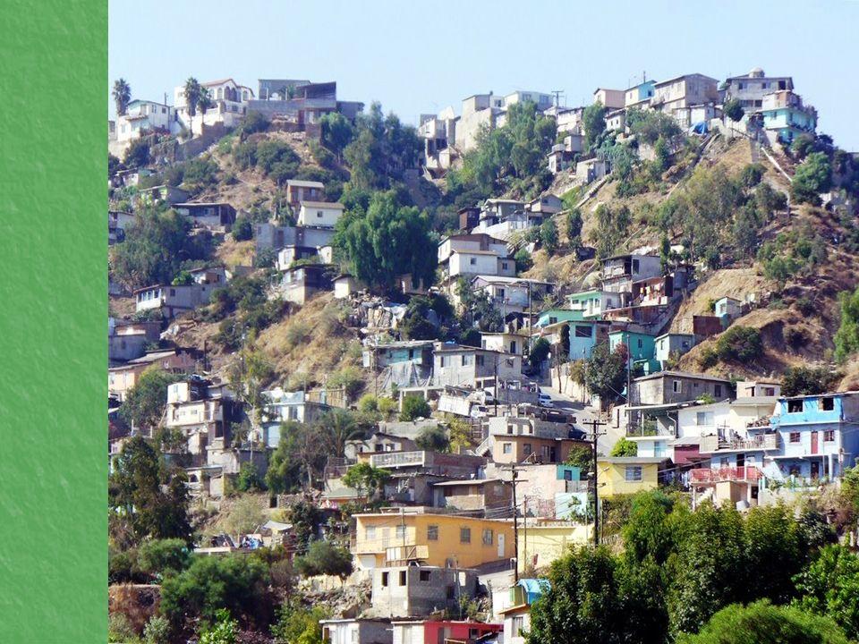 Fotos comparativas de Monterrey