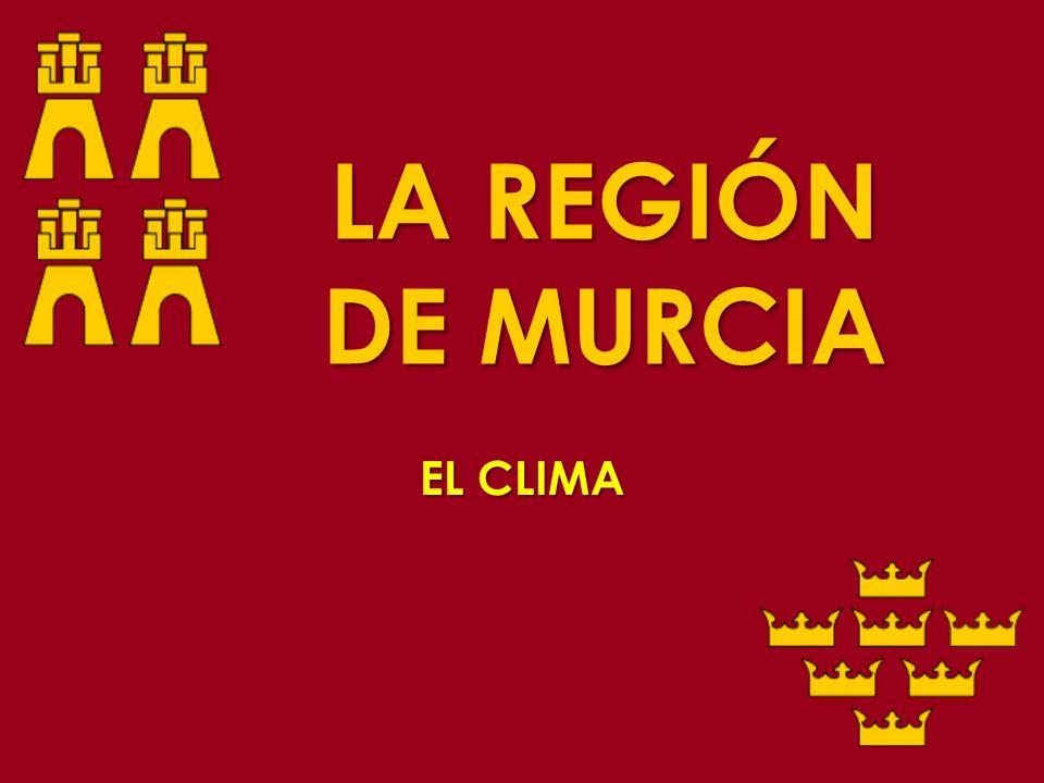 El climla en España
