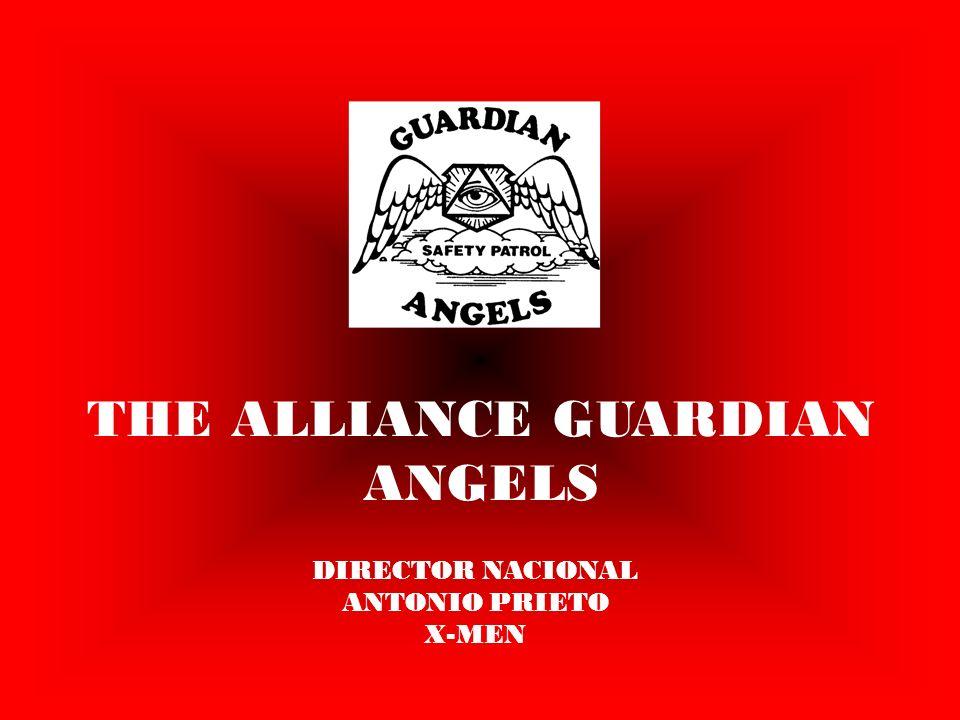 THE ALLIANCE GUARDIAN ANGELS DIRECTOR NACIONAL ANTONIO PRIETO X-MEN