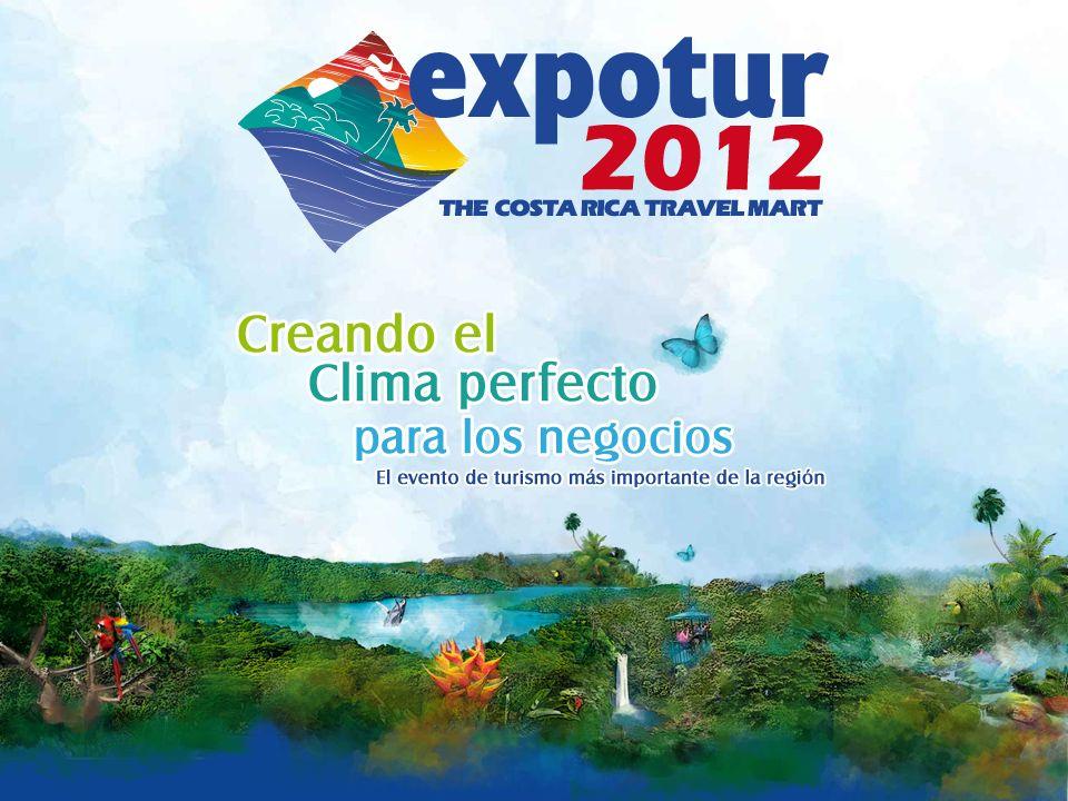 EXPOTUR 2012 CREANDO EL CLIMA PERFECTO PARA SUS NEGOCIOS
