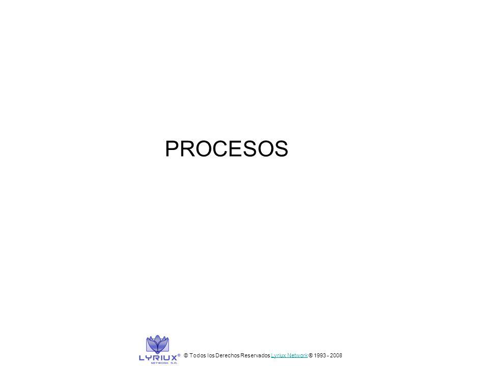 VERBALIZACIÓN DE LAS ACCIONES O PROCESOS COMPRAR PAGAR VENDER COBRAR © Todos los Derechos Reservados Lyriux Network ® 1993 - 2008Lyriux Network