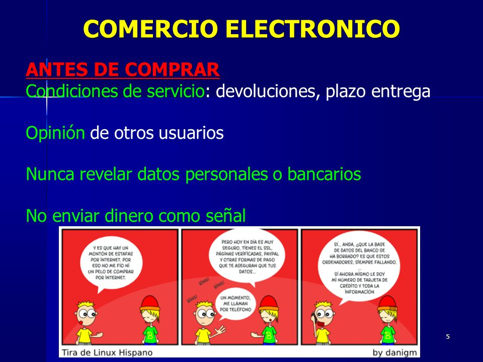 16 INFORMES DE COMERCIO ELECTRONICO CMT COMERCIO ELECTRONICO