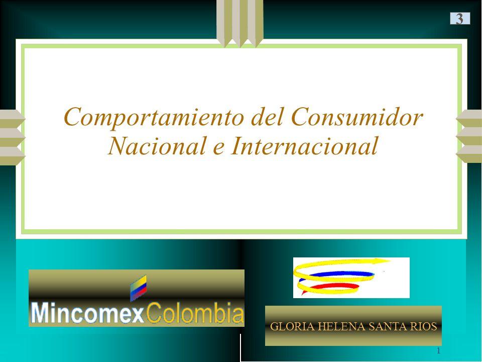 12 Análisis del consumidor internacional ¡Piense en forma global y actúe de manera local! 1